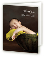Love at First Sight Birth Announcements Thank You Cards