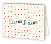 Wild West Baby Birth Announcements Thank You Cards