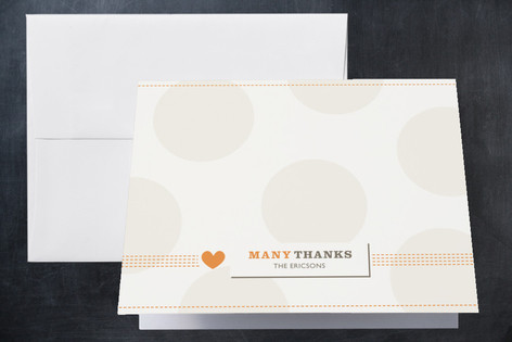 stitches Birth Announcements Thank You Cards