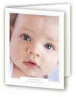 Roots Birth Announcements Thank You Cards