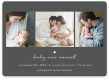 Teeny Tiny Love Birth Announcements