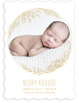 Perfect Bundle Birth Announcements