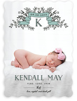Sugar Pie, Honey Bunch Birth Announcements