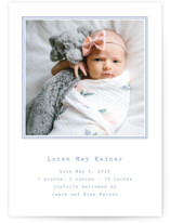 Editor Birth Announcements