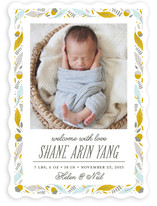 Our Nest Birth Announcements