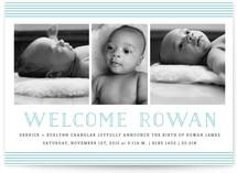 Trefoil Birth Announcements