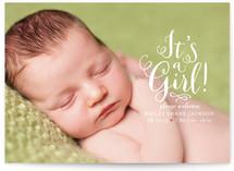 Darling Birth Announcements