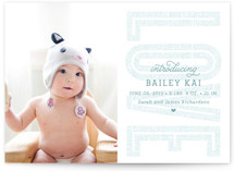 This is Love Birth Announcements