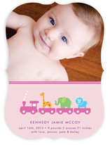 New in Town Birth Announcements