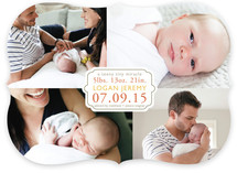 Tiny Miracle Birth Announcements