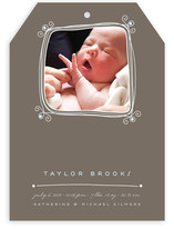 Jackson Birth Announcements