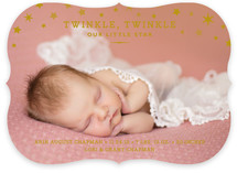 Twinkle Twinkle Birth Announcements