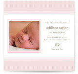 Sweetie Pie Birth Announcements