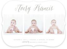 Elegant Trio