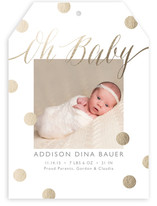 Oh Baby! Birth Announcements