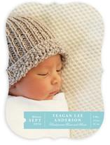 Birth Tag Birth Announcements