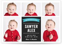 Baby Photo Blocks