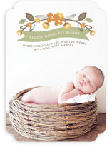 Bouquet Birth Announcements