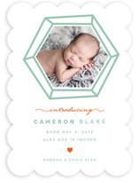 Little Gem Birth Announcements