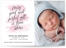 Picture Perfect Birth Announcements