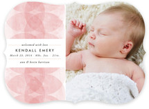 Whisper Birth Announcements