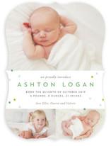 Hopscotch Birth Announcements