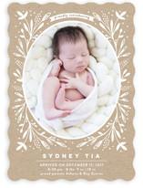 Baby Foliage Frame