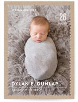 Baby stamp