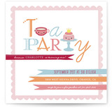 Teapography Party