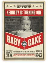 Baby Vs. Cake