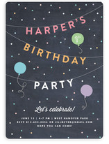 Bright Birthday Bunting