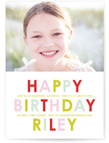 Birthday Brights by toast & laurel