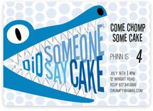 Did Someone Say Cake