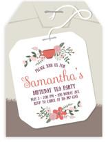 Modern Tea Party