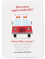 Engine Number Five by Anna Elder