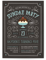 Sundae Party by Guess What Design Studio