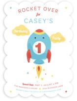 Countdown to Fun Children's Birthday Party Invitations