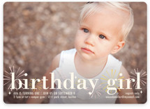 Birthday Fireworks Children's Birthday Party Invitations