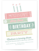 Storybook Birthday by Carol Fazio