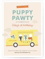 Puppy Pawty