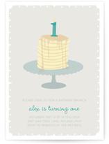 First Birthday Brunch by Kathleen Niederhauser