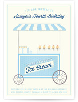 Ice Cream Cart