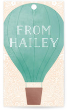 Hot Air Balloon Birthda... by Noonday Design