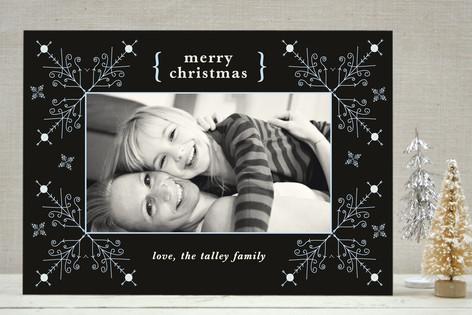 cassandra test sku Christmas Photo Cards