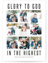 Glory to God in the Hig... by Grace Cobb