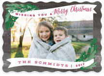 Holiday Branches Banner