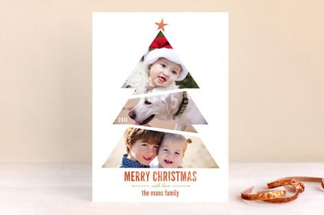 O Tannenbaum Christmas Photo Cards