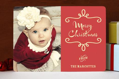 Whimsical Holidays Christmas Photo Cards