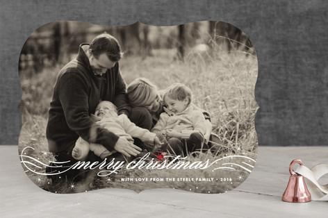 Joyful Wishes Christmas Photo Cards