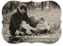 Joyful Wishes Christmas Photo Cards